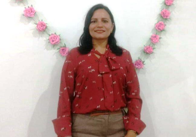 Vereadora de Apicum - Açu Girlei Monteiro (Foto: Arquivo pessoal)