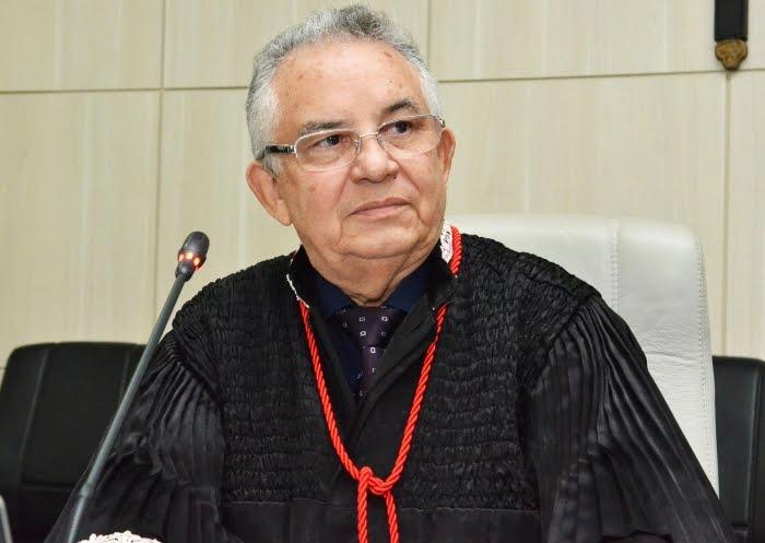 O desembargador Marcelino Everton é o relator do processo (Foto: Ribamar Pinheiro)
