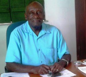 Ivaldo Santos - Presidente do Sindicato dos Pescadores de Cururupu