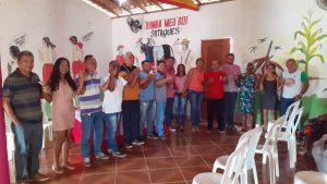 Chapa encabeçada por Francisco Bastos e Paulo Henrique vence eleição do Diretório do PDT.