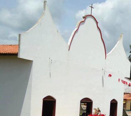 Igreja Matriz São Jorge Areia Branca Cururupu