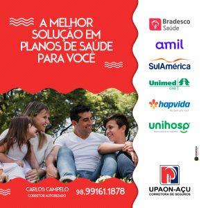UPAON-AÇU CORRETORA DE SEGUROS