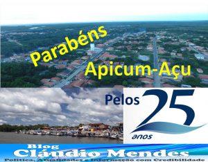 Aniversário da Cidade de Apicum-Açu