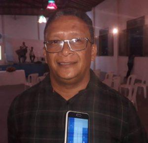 Roberto Brito Costa - Coordenador local da AFAC