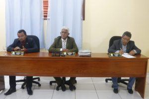 Sessão de afastamento do prefeito