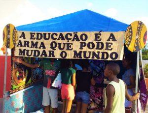 Projeto Educação Não Tem Cor