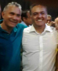 Miguel Campelo e Roberto Rocha