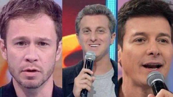 Tiago Leifert e Rodrigo Faro podem ser substitutos de Luciano Huck no Caldeirão