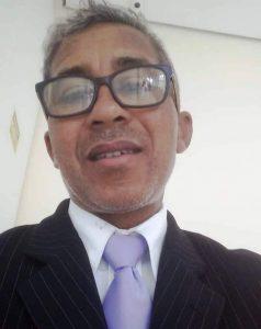 Wagner Maradora - Pré-candidato a vereador de Serrano do Maranhão