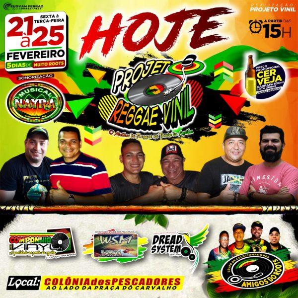Projeto Reggae do Vinil