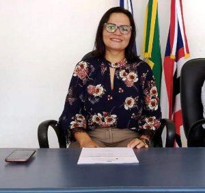 Vereadora Girle Monteiro
