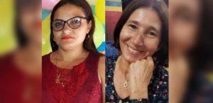 Professora Fraciane Lima da Rocha, 33 anos e empresária Leuda (Leuda Construções)