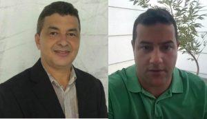 Prefeito Jadilson Coelho e Secretário Rubem Neto