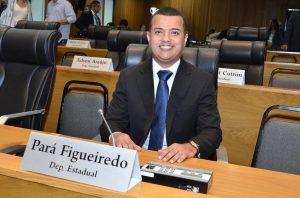 Deputado Estadual Pará Figueiredo - Foto Reprodução da Internet