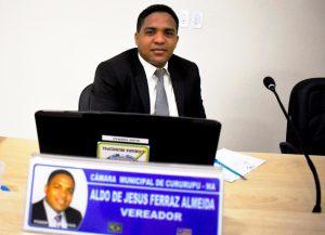Vereador Aldo Ferraz - PP