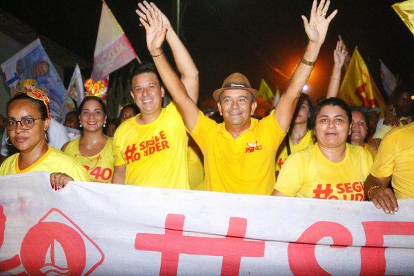 Aldo Lopes tem registro de candidatura aprovada pela Justiça Eleitoral