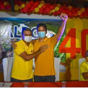 Culto em Ação de Graças celebra vitória do prefeito eleito Aldo Lopes em Cururupu