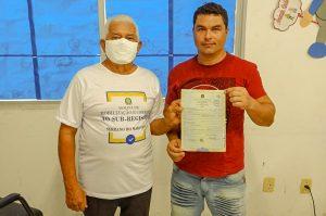 Judiciário e parceiros se mobilizam pelo Registro Civil em Serrano do MA SEMANA DE MOBILIZAÇÃO E COMBATE AO SUB-REGISTRO