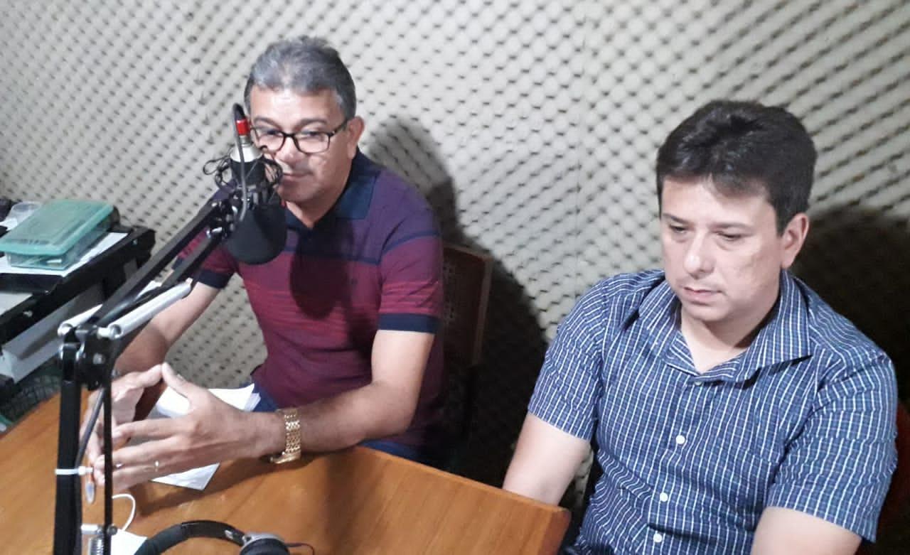 Aldo Lopes e Gustavo Pestana na Rádio Alvorada FM.jpeg