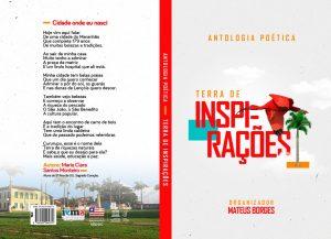 LANÇAMENTO Alunos do IEMA lançam o livro TERRA DE INSPIRAÇÕES, baseado na cidade de Cururupu.