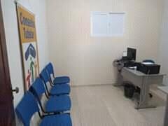 Novas instalações bdo conselho tutelar de Cururupu