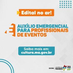 Lançado edital do auxílio emergencial para profissionais de eventos no valor de R$ 600; saiba quem pode receber