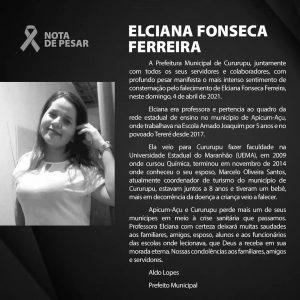 Elciana Fonseca Ferreira (Cici)