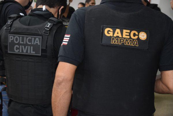Gaeco e Seccor realizaram operação