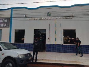 Operação aconteceu em cinco municípios