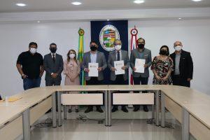 UEMA, Sagrima e Fapema firmam parceria para estágio de alunos dos cursos de Ciências Agrárias