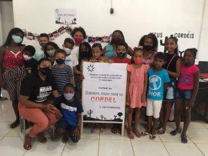 Escola Professora Janoquinha desenvolveu o projeto Cururupu, gerações se levantam lendo e escrevendo tua história!. (37)~1